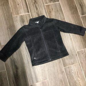 Columbia 3T Fleece ZIP Up Jacket Grey